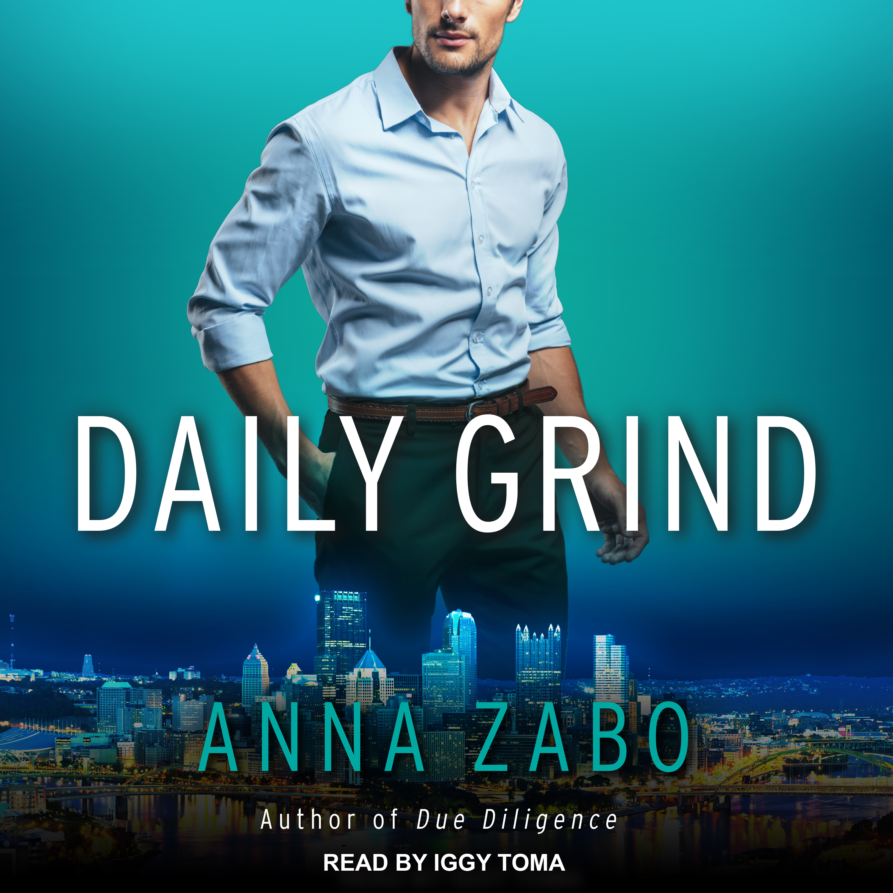 Printable Daily Grind Audiobook Cover Art