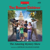 The Amazing Mystery Show Audiobook, by Gertrude Chandler Warner