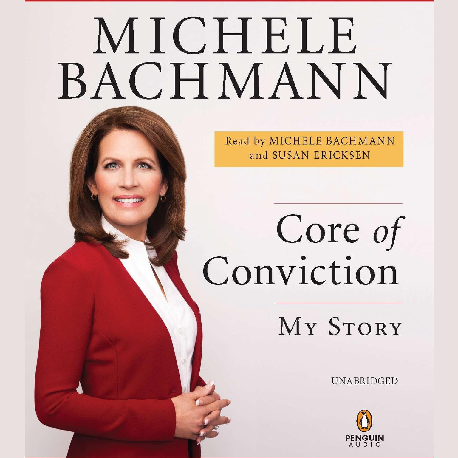 Printable Core of Conviction: My Story Audiobook Cover Art