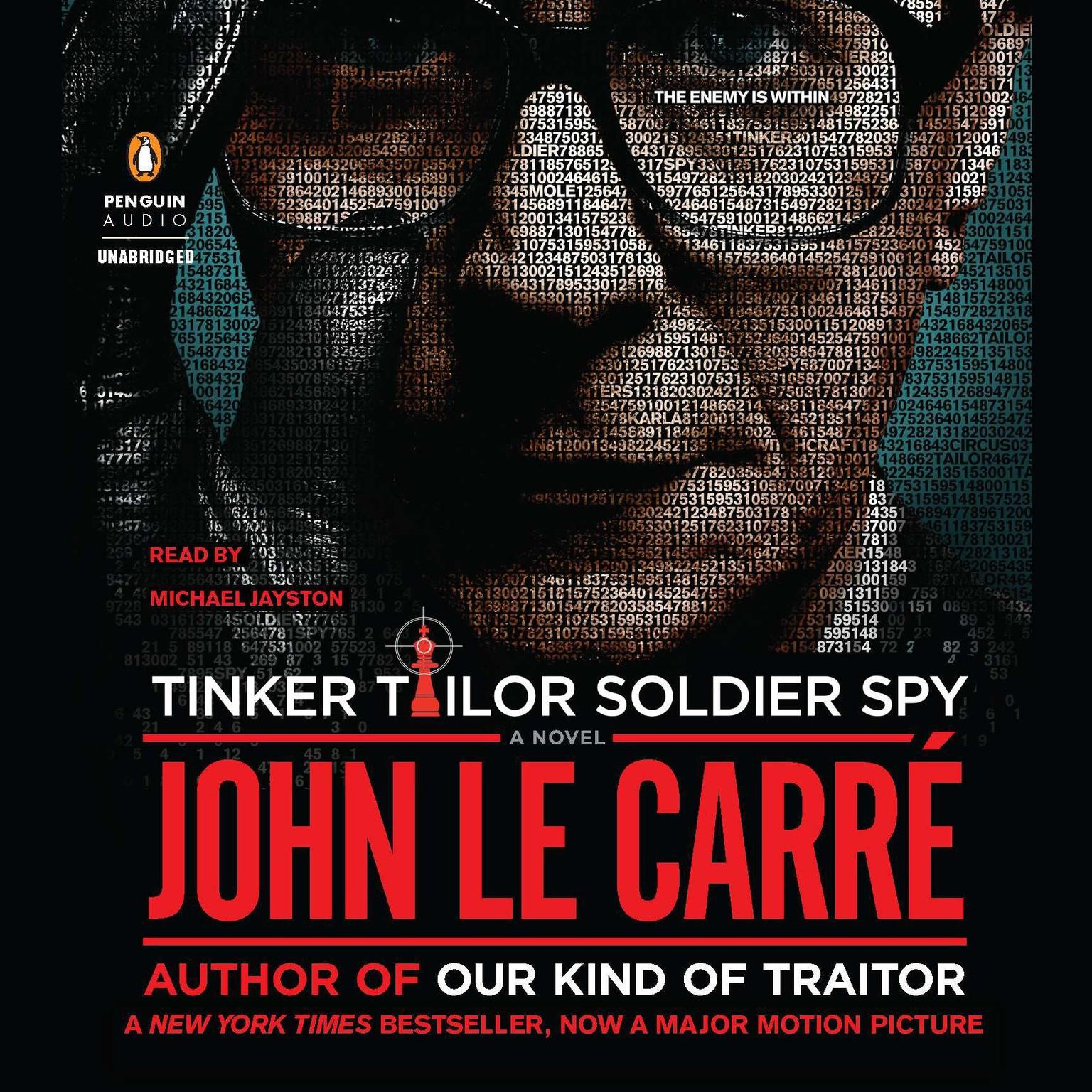 Printable Tinker Tailor Soldier Spy: A George Smiley Novel Audiobook Cover Art
