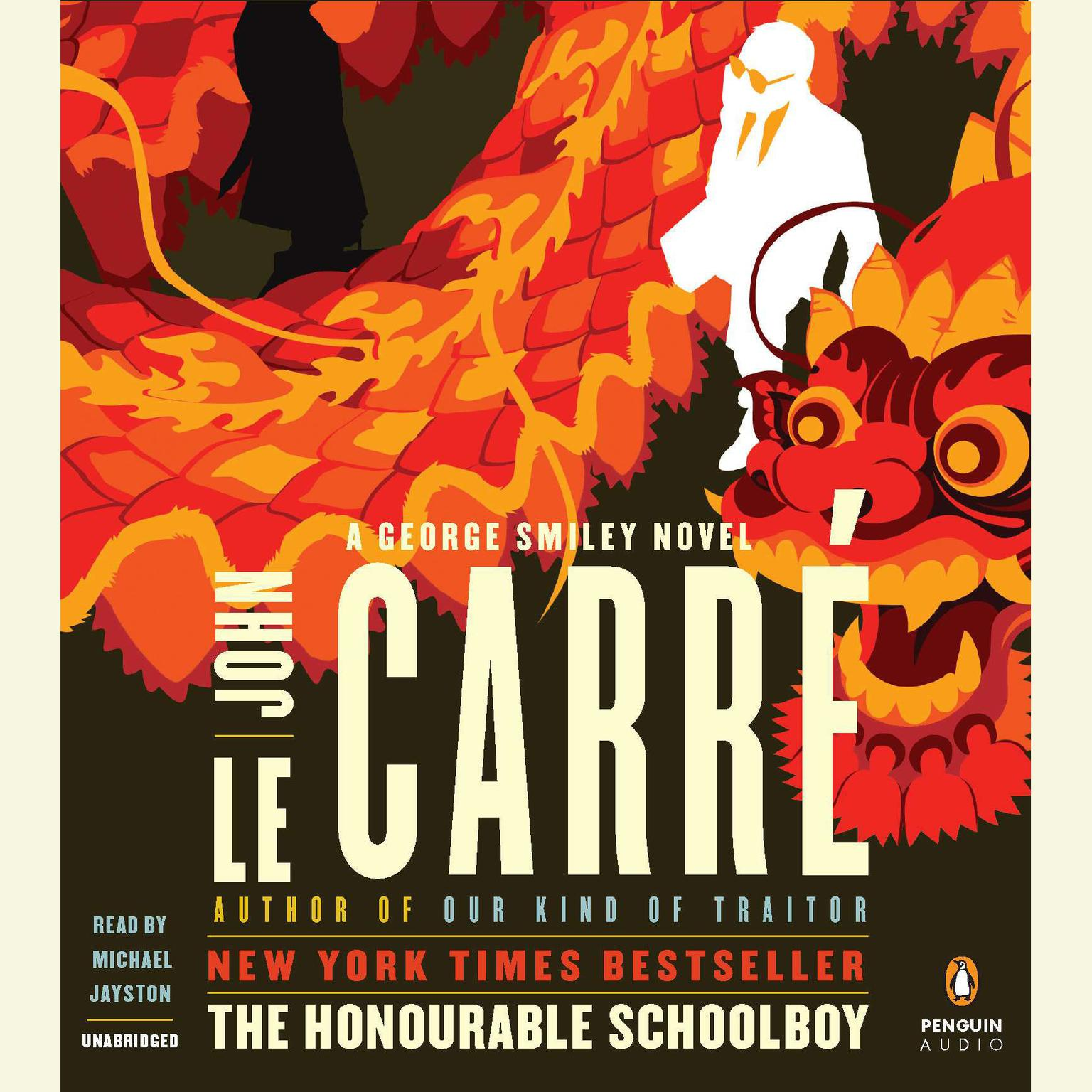 Printable The Honourable Schoolboy: A George Smiley Novel Audiobook Cover Art