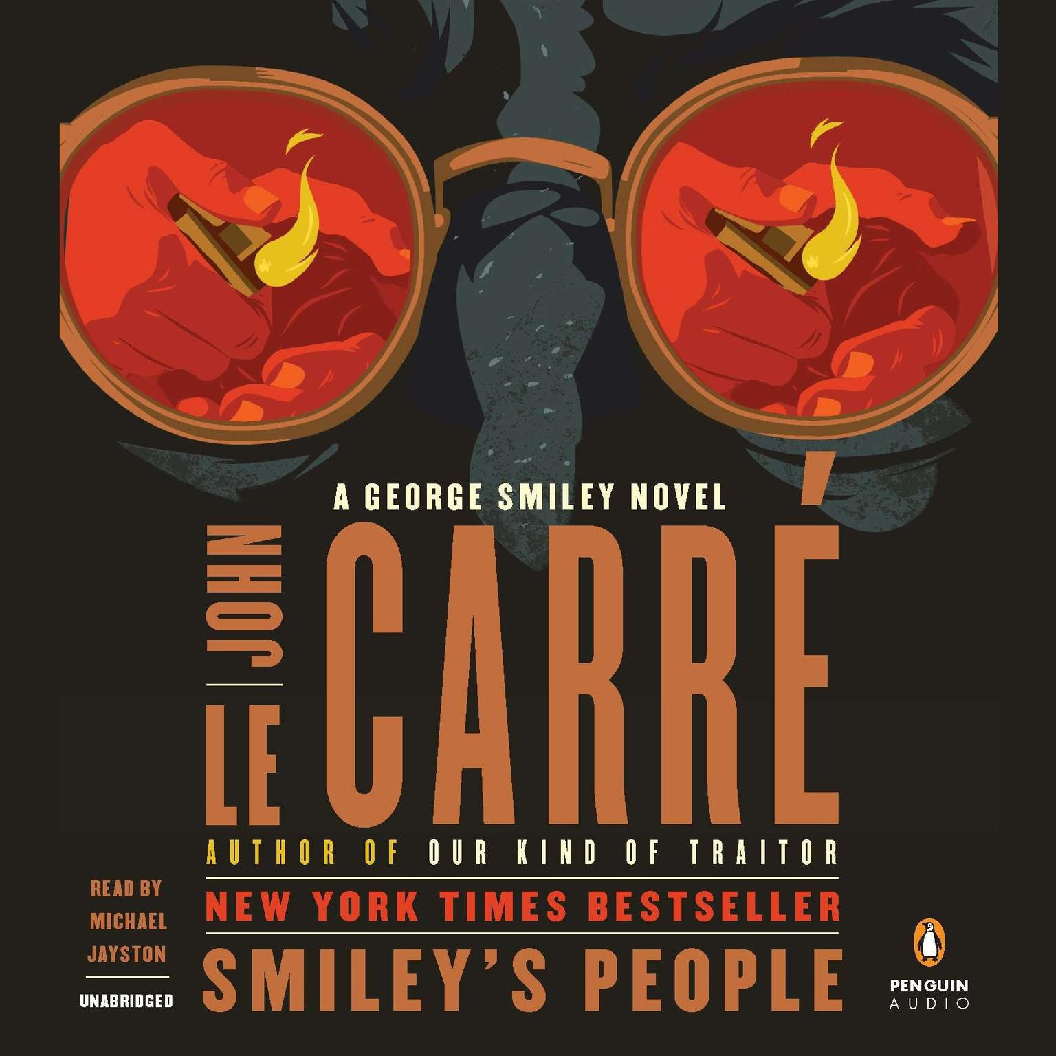 Printable Smiley's People: A George Smiley Novel Audiobook Cover Art