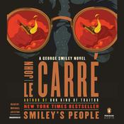 Smileys People: A George Smiley Novel Audiobook, by John le Carré