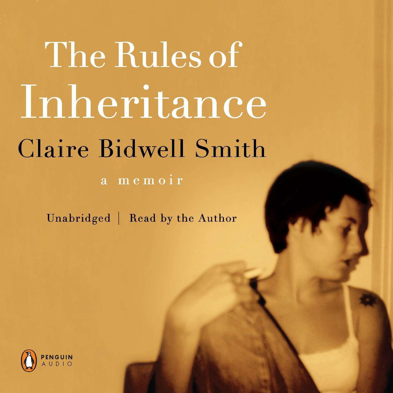 Printable The Rules of Inheritance: A Memoir Audiobook Cover Art