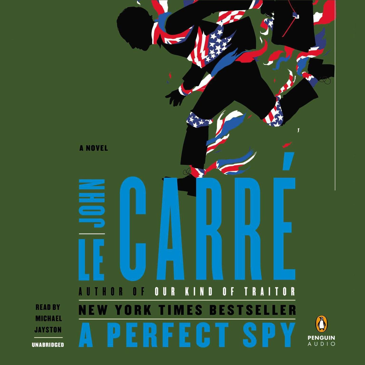 Printable A Perfect Spy: A Novel Audiobook Cover Art