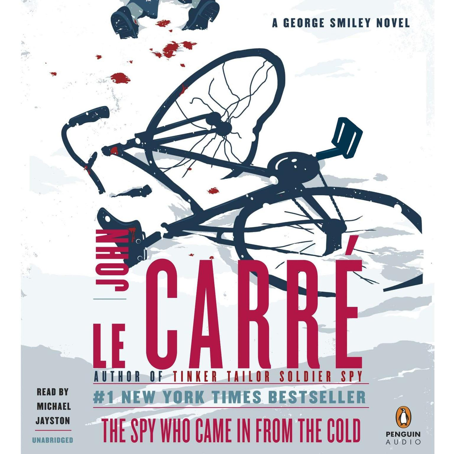 Printable The Spy Who Came in From the Cold: A George Smiley Novel Audiobook Cover Art