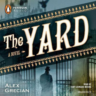 The Yard Audiobook, by Alex Grecian