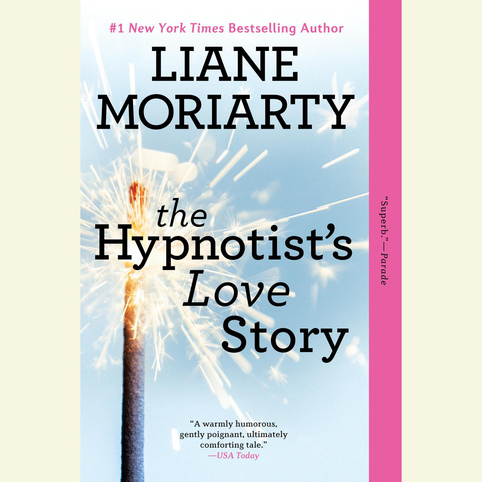 Printable The Hypnotist's Love Story Audiobook Cover Art