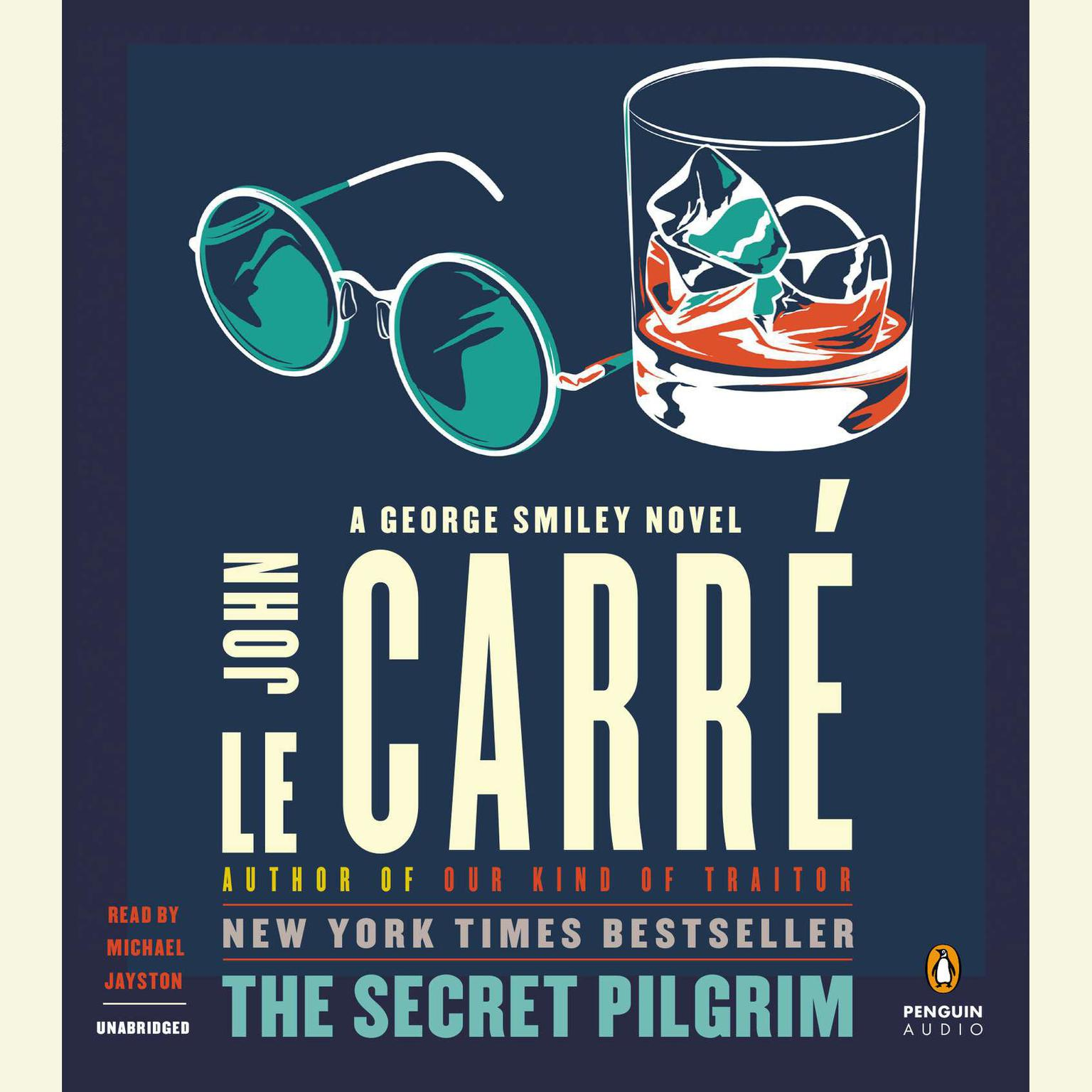 Printable The Secret Pilgrim: A George Smiley Novel Audiobook Cover Art