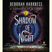 Shadow of Night, by Deborah Harkness