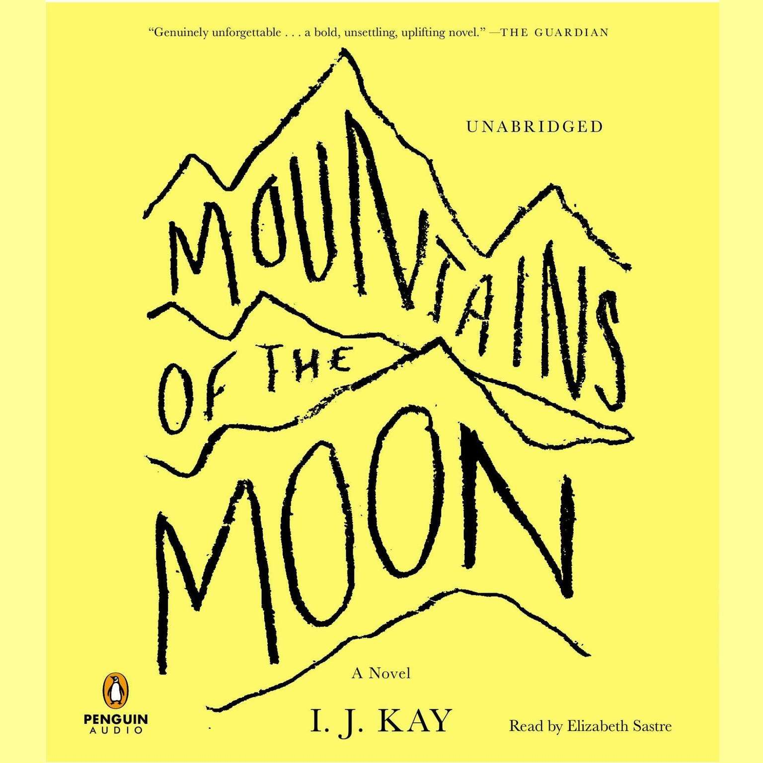 Printable Mountains of the Moon: A Novel Audiobook Cover Art