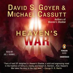 Heavens War Audiobook, by David S. Goyer, Michael Cassutt