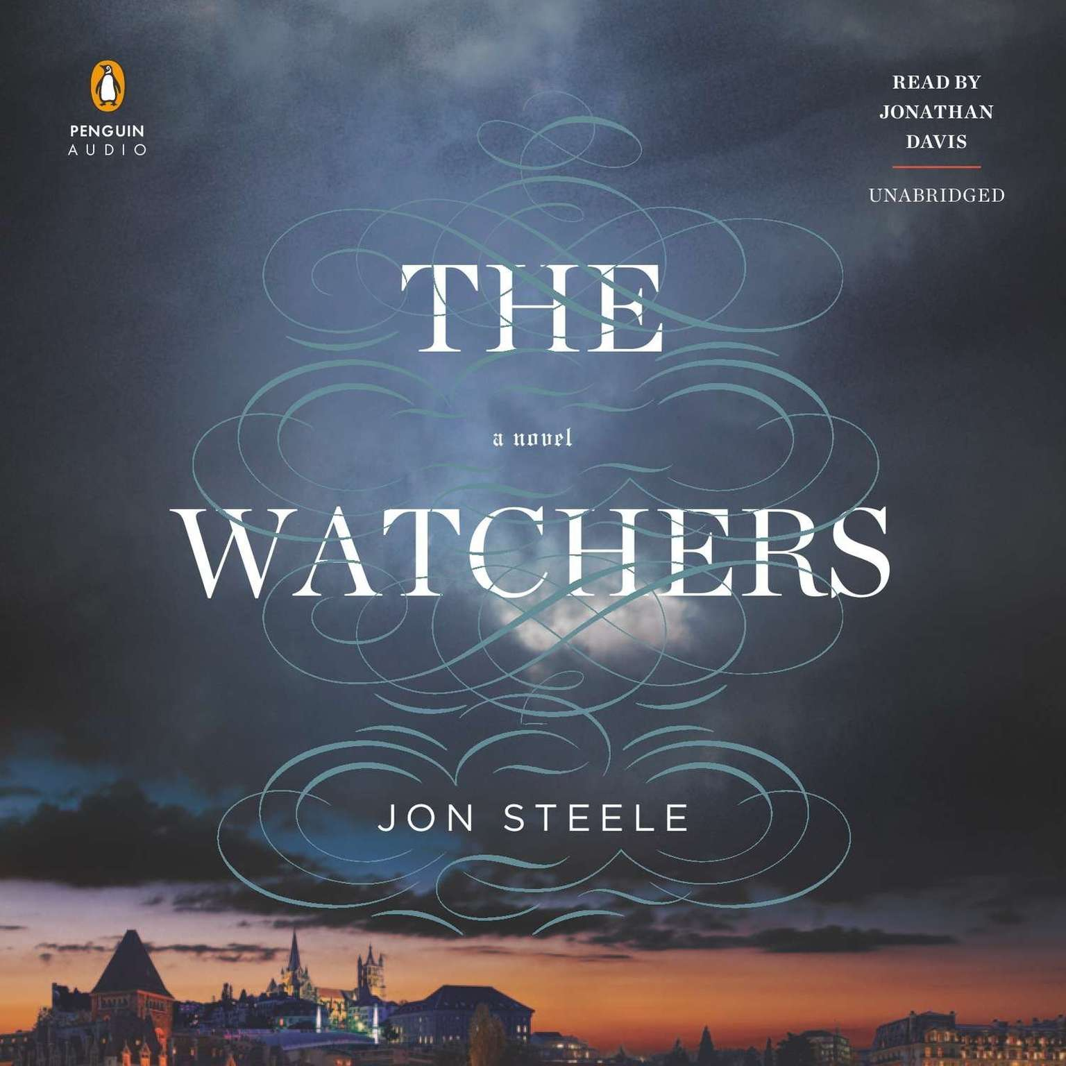 Printable The Watchers Audiobook Cover Art