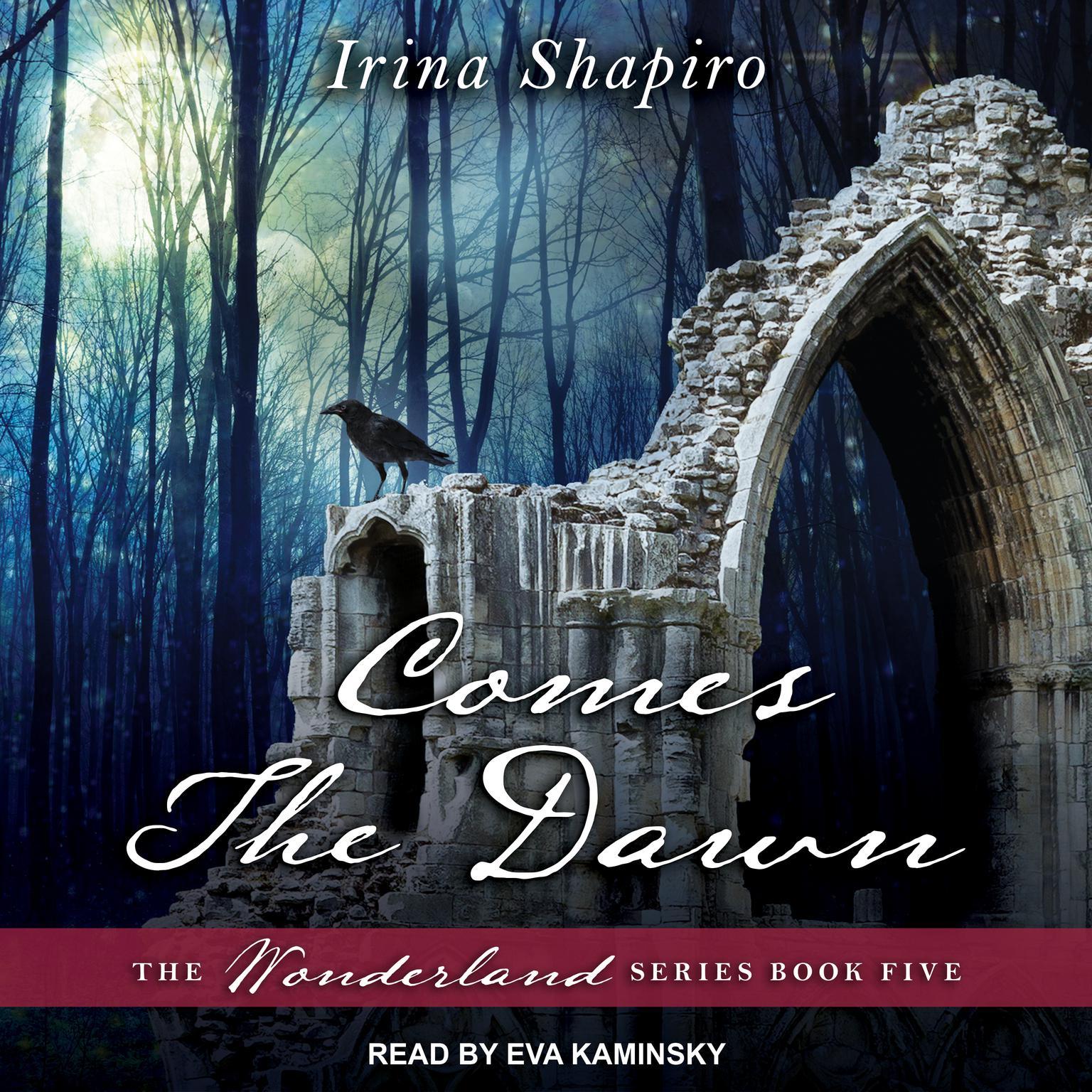 Comes The Dawn Audiobook, by Irina Shapiro