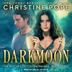 Darkmoon Audiobook, by Christine Pope