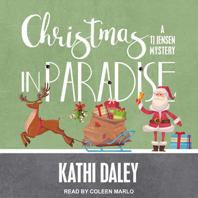 Christmas in Paradise Audiobook, by Kathi Daley