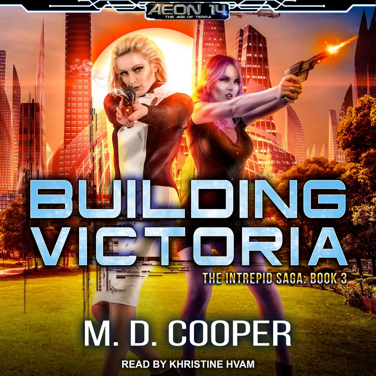 Printable Building Victoria Audiobook Cover Art