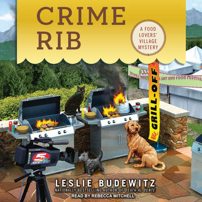 Crime Rib Audiobook, by