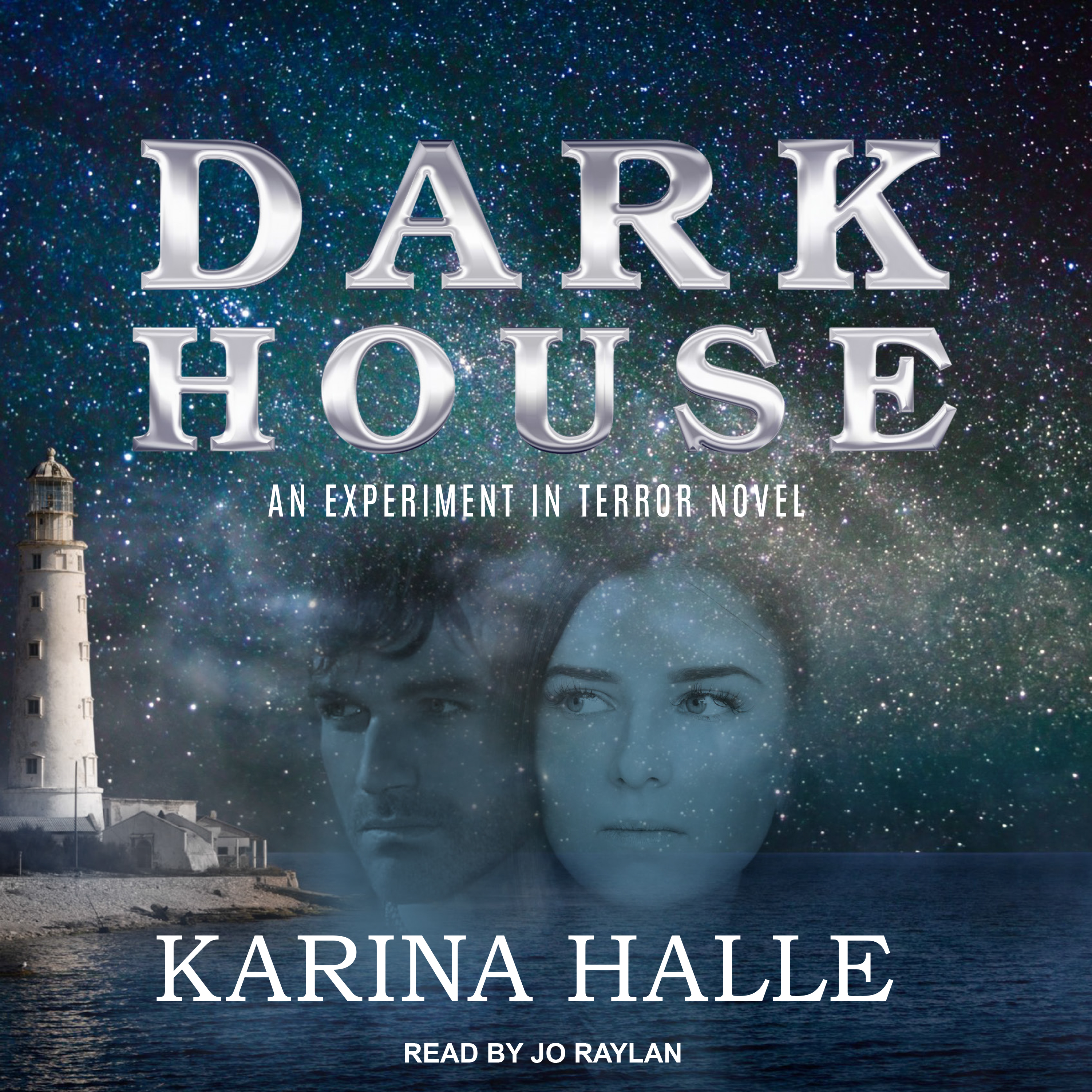 Printable Darkhouse Audiobook Cover Art