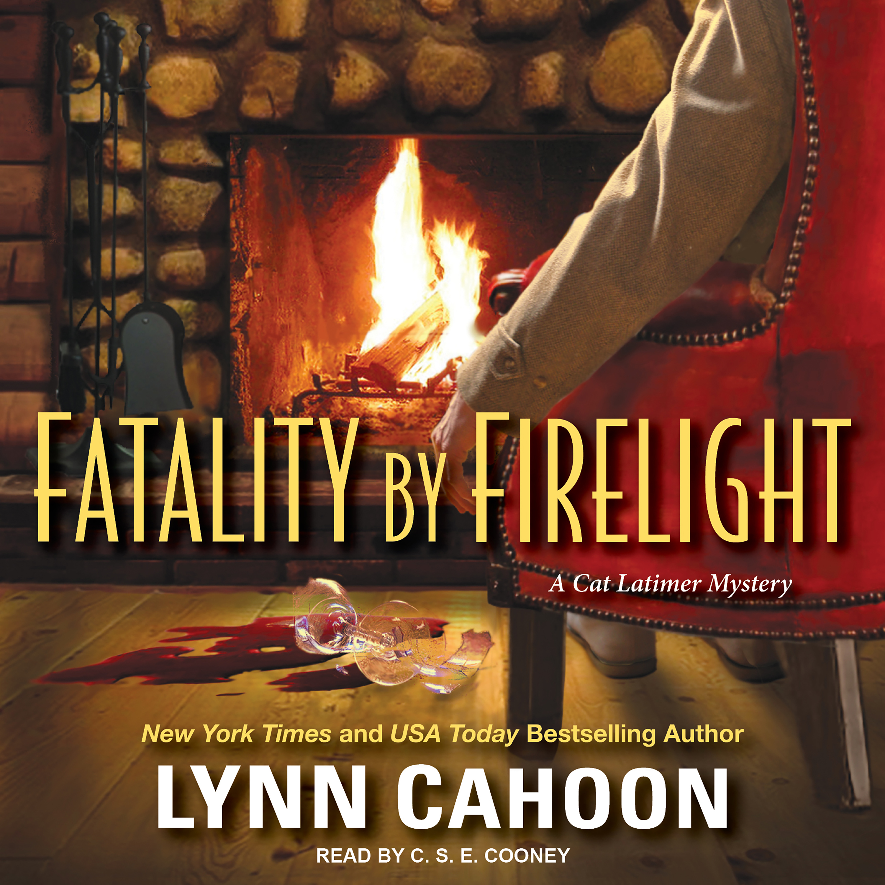 Printable Fatality by Firelight Audiobook Cover Art