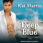 Deep Blue Audiobook, by Kat Martin