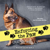 Enforcing the Paw Audiobook, by Diane Kelly