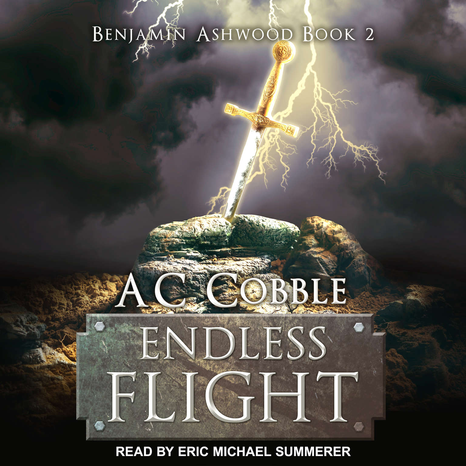 Endless Flight Audiobook, by AC Cobble