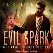 Evil Spark Audiobook, by Al K. Line
