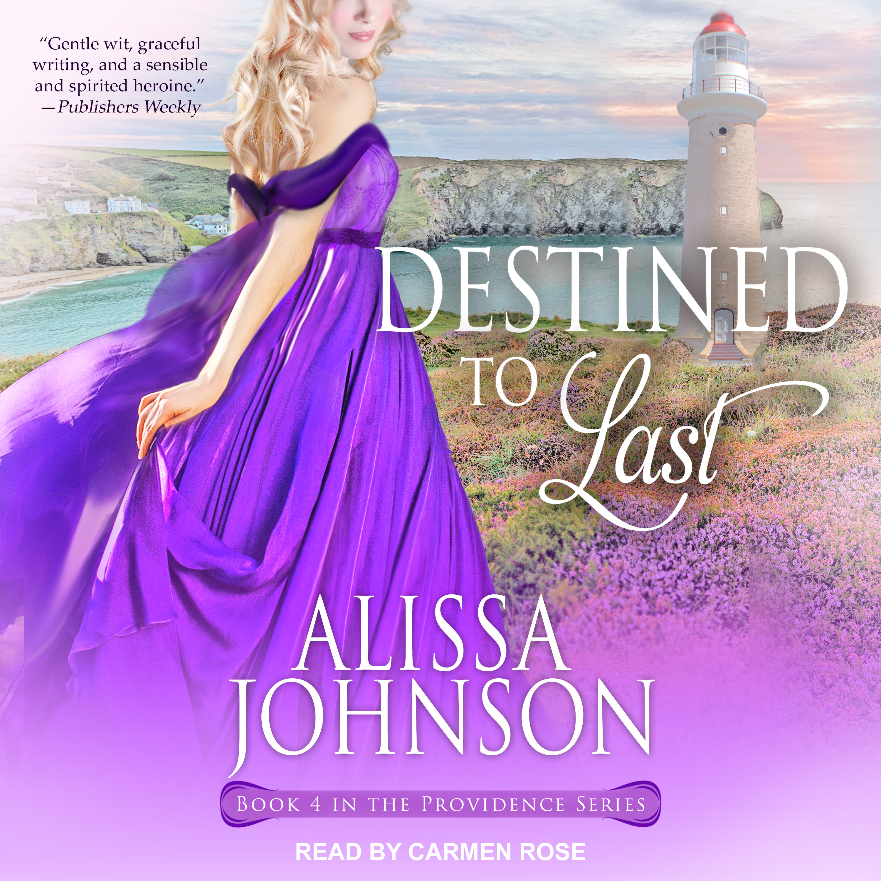 Printable Destined to Last Audiobook Cover Art