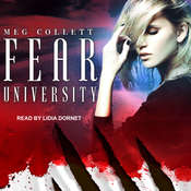Fear University  Audiobook, by Meg Collett