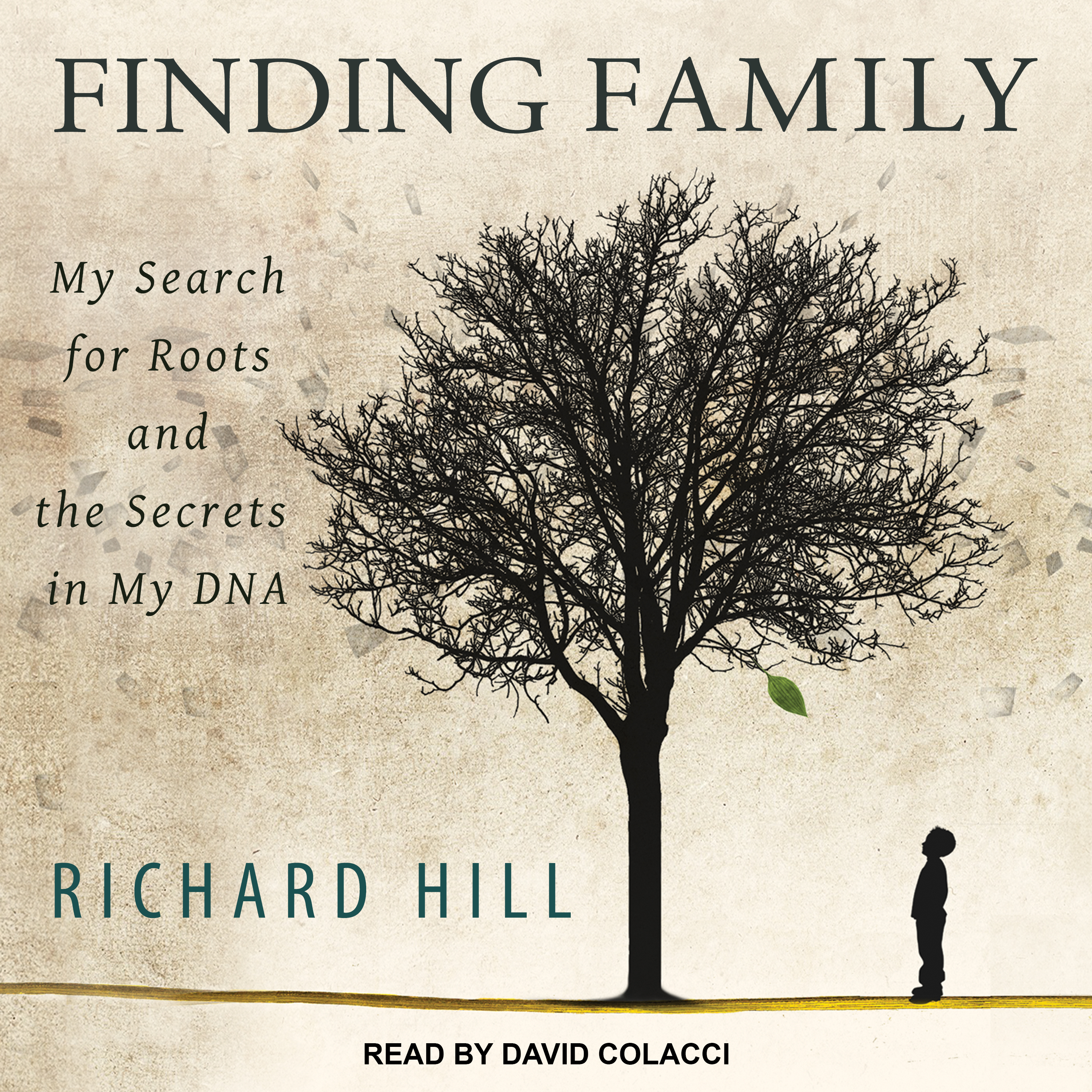 Printable Finding Family: My Search for Roots and the Secrets in My DNA Audiobook Cover Art