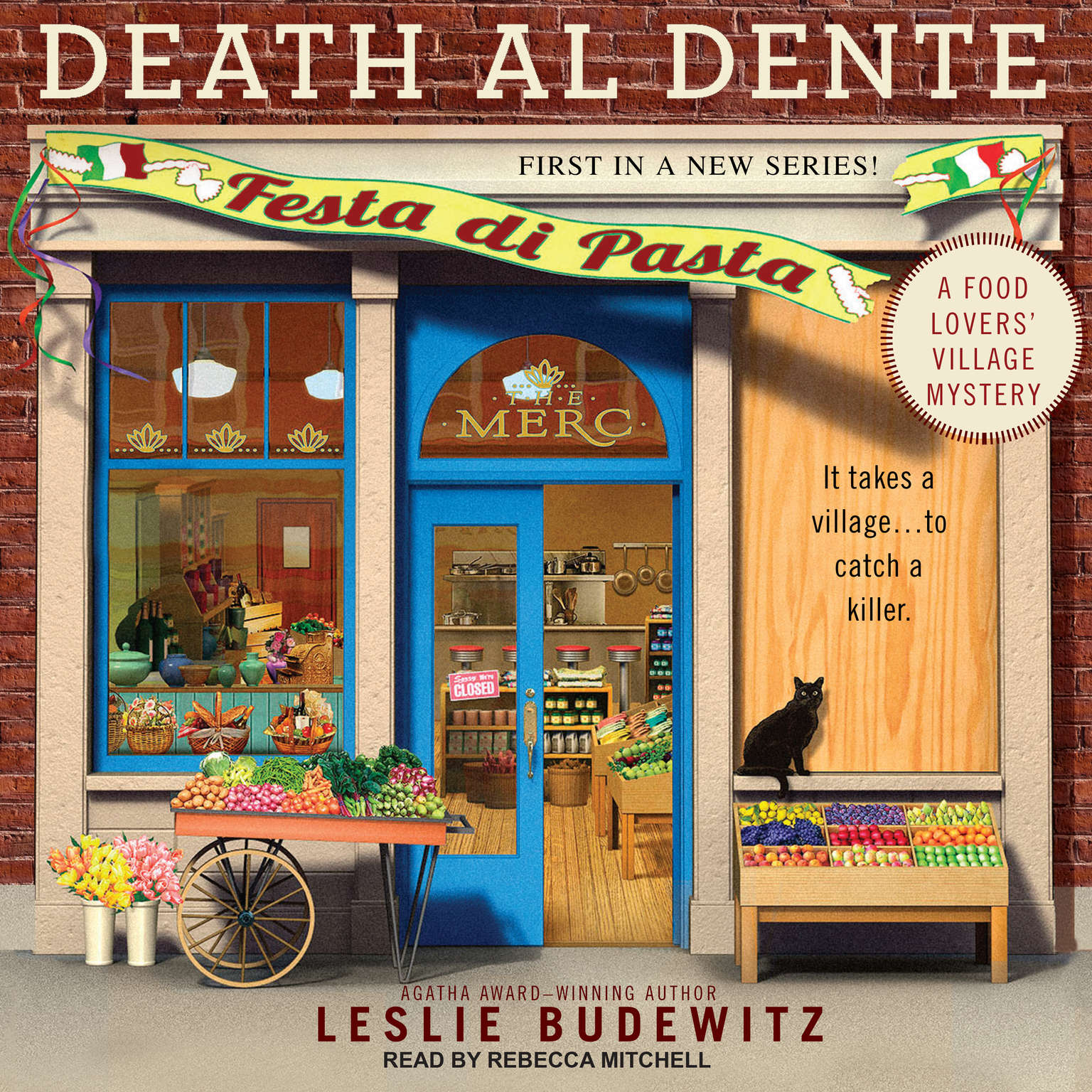 Death al Dente Audiobook, by Leslie Budewitz