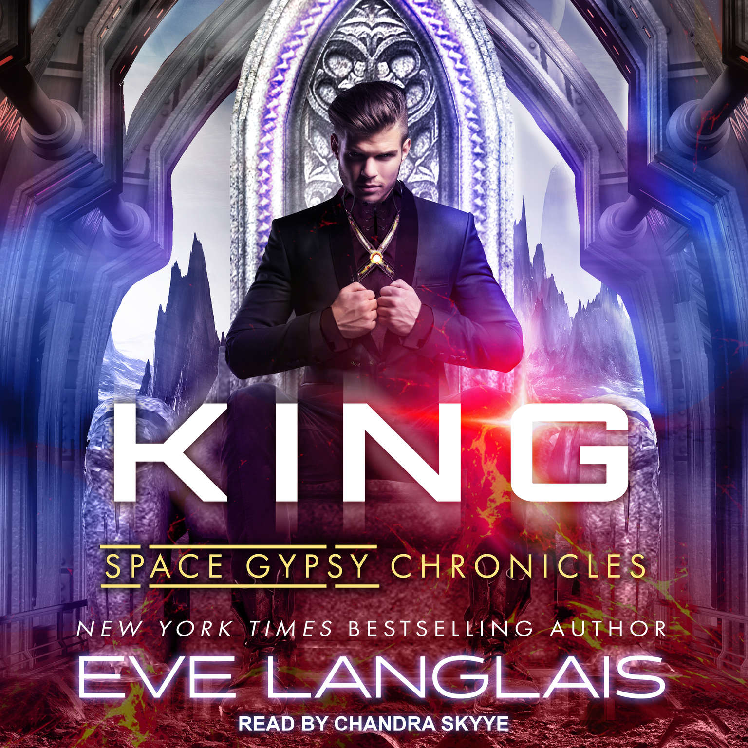 King Audiobook, by Eve Langlais