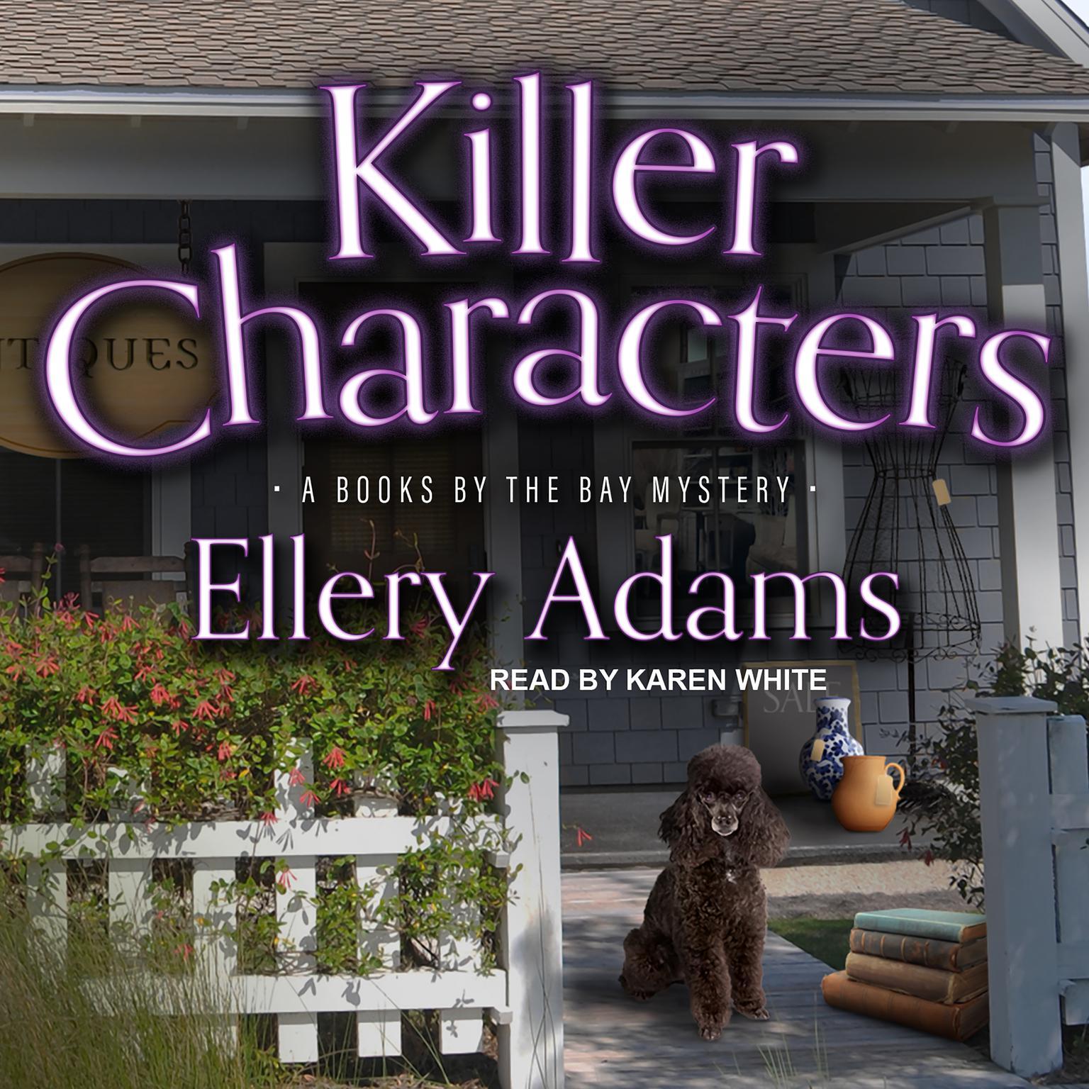 Killer Characters Audiobook, by Ellery Adams