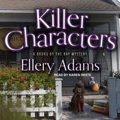 Killer Characters Audiobook, by Ellery Adams