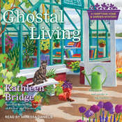 Ghostal Living Audiobook, by Kathleen Bridge