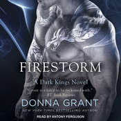 Firestorm Audiobook, by Donna Grant