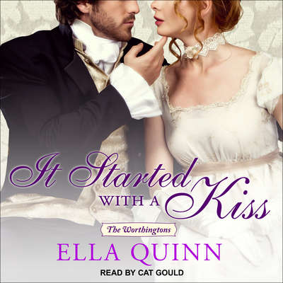 It Started With a Kiss Audiobook, by Ella Quinn