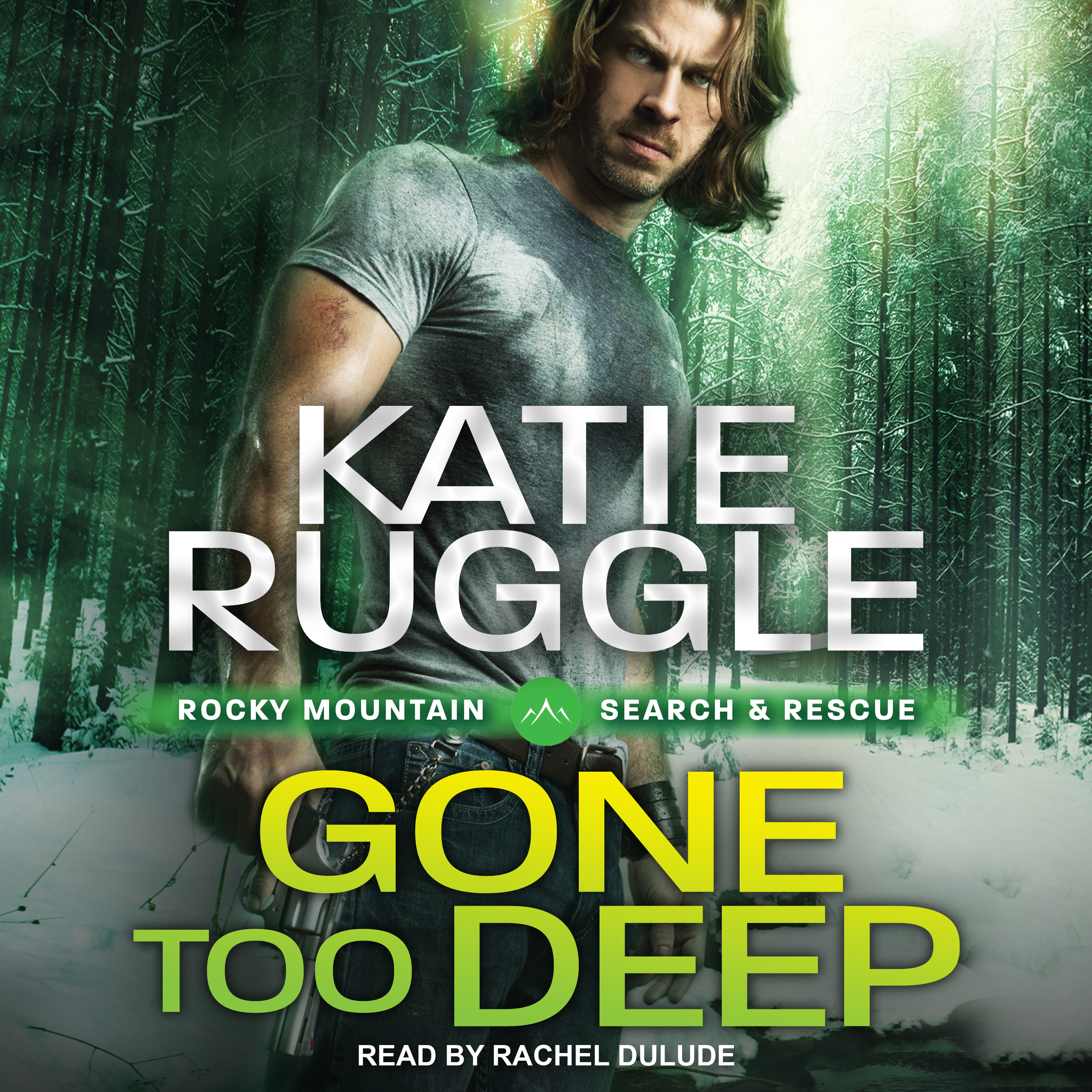 Printable Gone Too Deep Audiobook Cover Art
