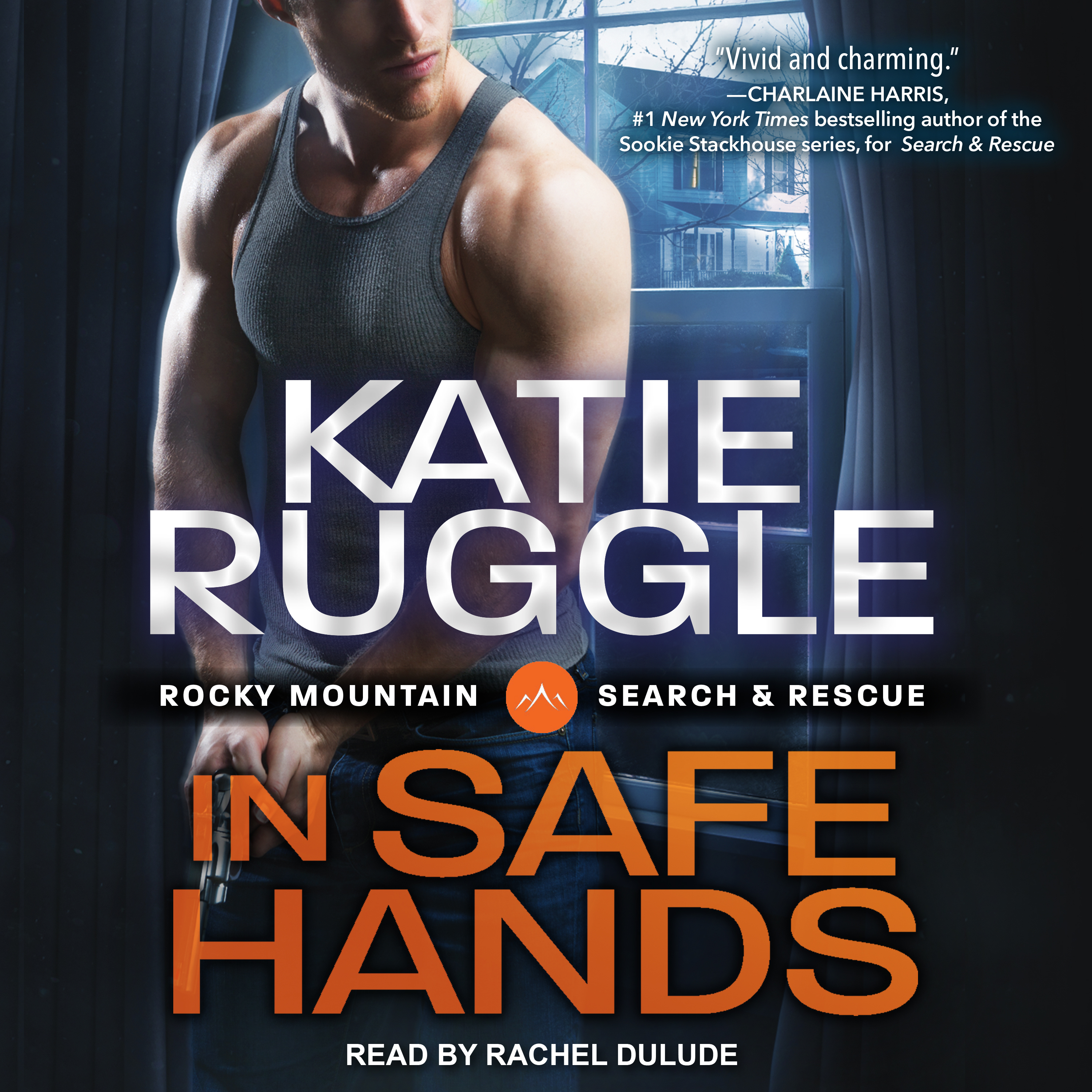 Printable In Safe Hands Audiobook Cover Art