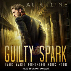 Guilty Spark Audiobook, by Al K. Line