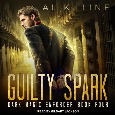Guilty Spark Audiobook, by Al K. Line