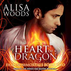Heart of a Dragon Audiobook, by Alisa Woods