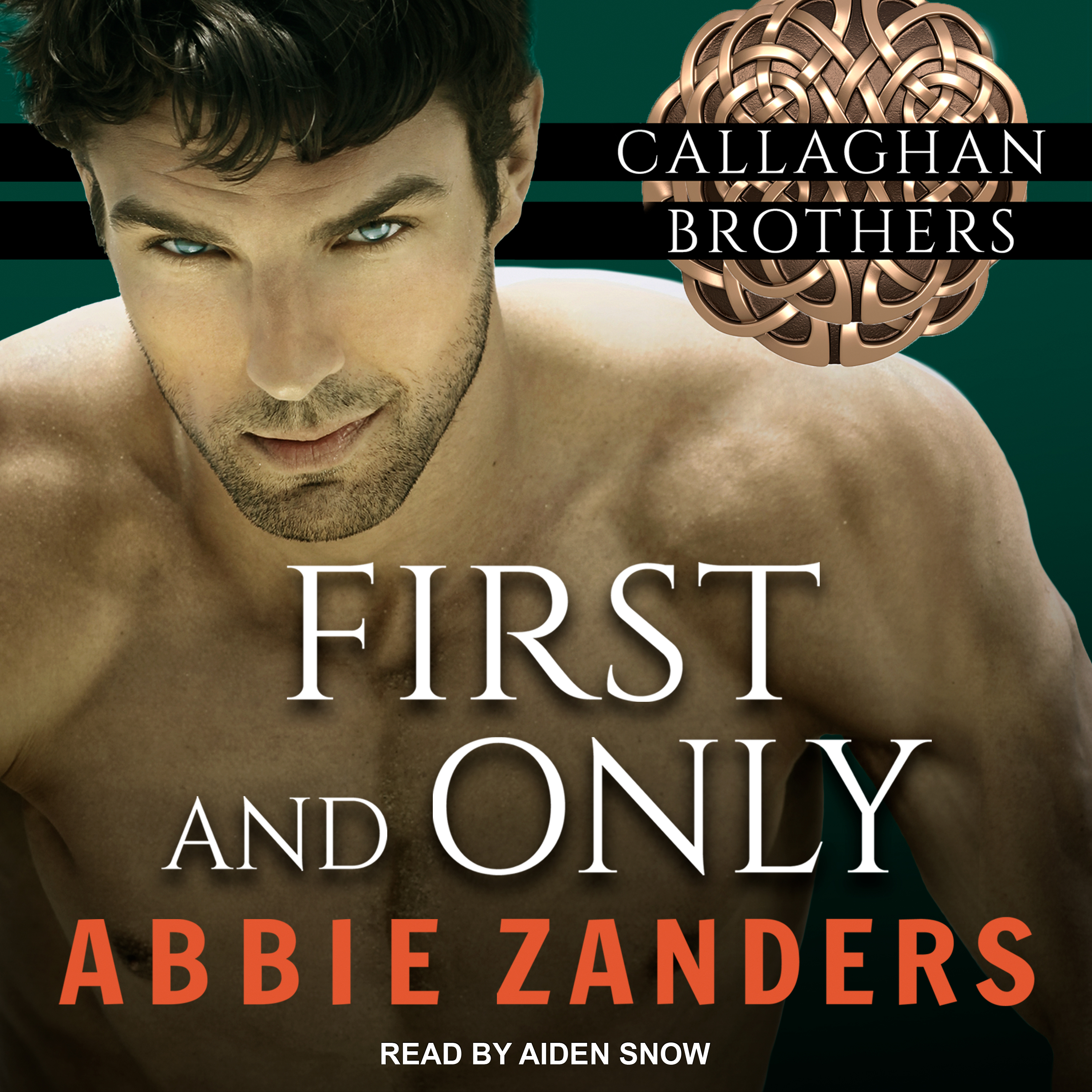 Printable First and Only Audiobook Cover Art
