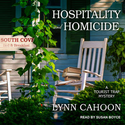 Hospitality and Homicide Audiobook, by Lynn Cahoon
