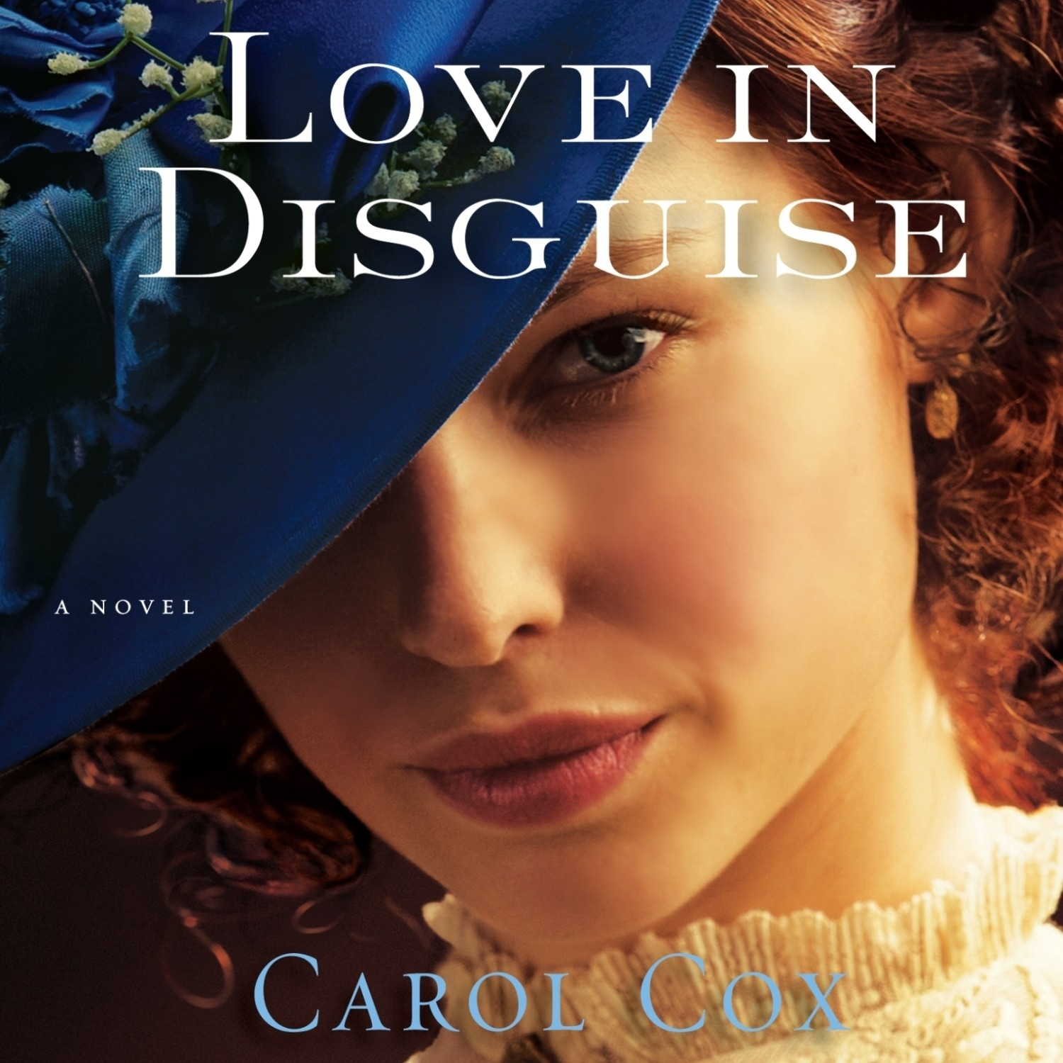 Printable Love in Disguise Audiobook Cover Art