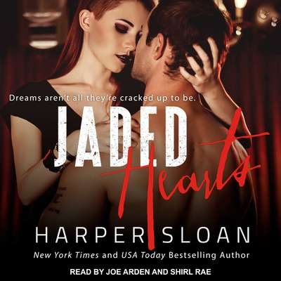 Jaded Hearts Audiobook, by Harper Sloan