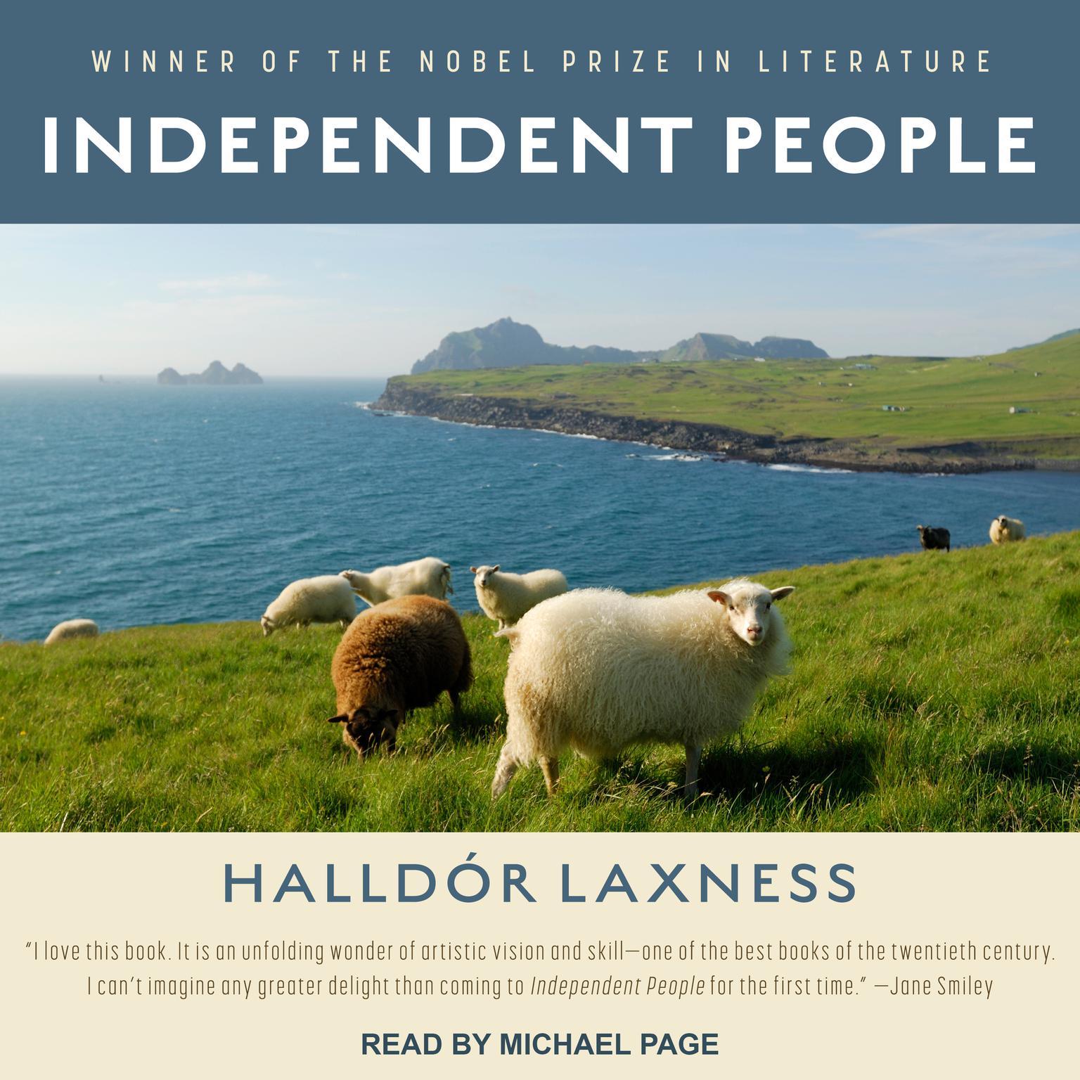 Independent People Audiobook, by Halldór Laxness