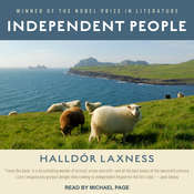 Independent People Audiobook, by Halldór Laxness