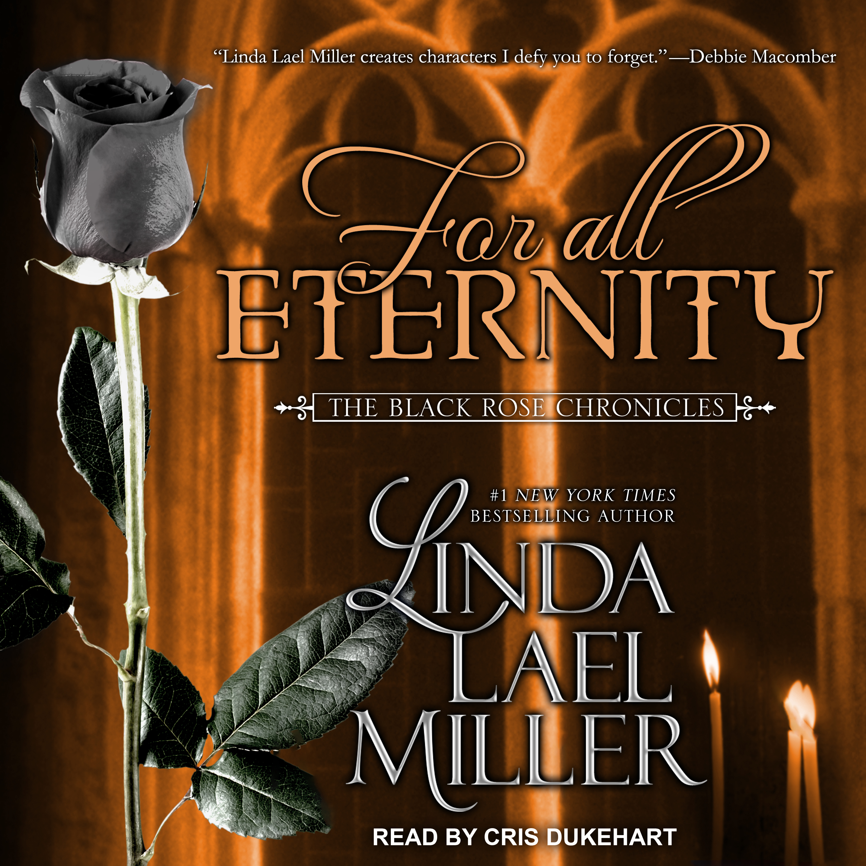 Printable For All Eternity Audiobook Cover Art